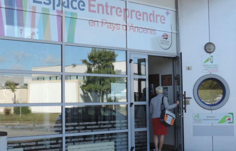 l'Espace Entreprendre en Pays d'Ancenis