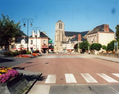 L'église - Joué-sur-Erdre